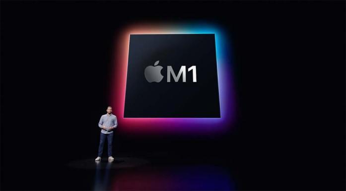 Nouvel iPad Pro et puce M1