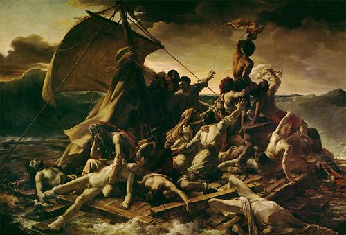 Le Radeau de la Méduse - Théodore Géricault