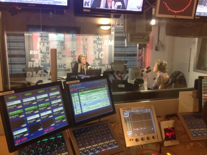 Blandine Métayer en direct sur RMC