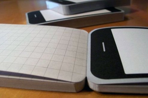 Iphone Notebook 2