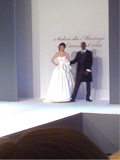 IMG 0266 - Salon du mariage 2009 au Carrousel du Louvre