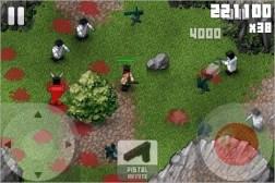 boxhead21 - Boxhead - The Zombie Wars débarque sur iPhone