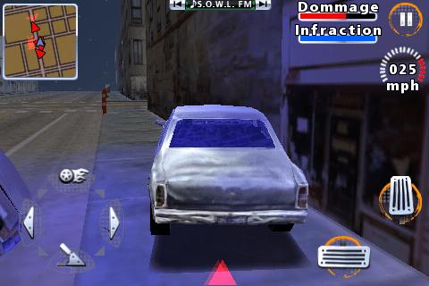 La nuit Driver