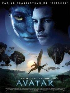 Affiche Avatar : le film