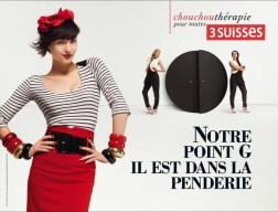 3 suisses 4 - 3 Suisses : la chouchouthérapie, excellente campagne de publicité !