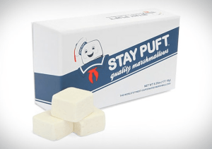 Stay Puft : les chamallows Ghostbusters ! 2