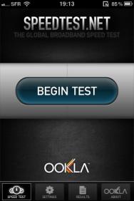 IMG 0079 - Testez le débit de votre connexion mobile avec Speedtest.net Mobile !