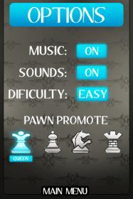 IMG 0147 - Chess Knight : le jeu d'échecs façon iPhone