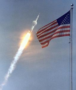 Le lancement d'Apollo 11