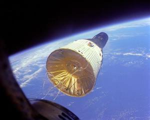 Gemini 6 rencontre Gemini 7