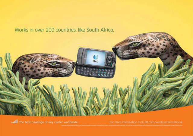 ATT Afrique du Sud - AT&T et la communication visuelle par les mains