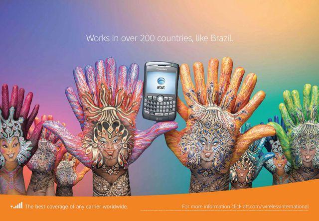 AT&T-Brésil