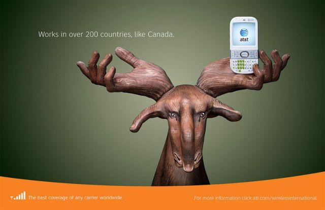 ATT Canada - AT&T et la communication visuelle par les mains