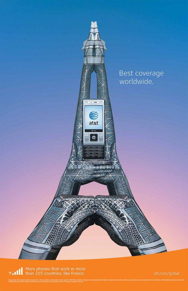 ATT France - AT&T et la communication visuelle par les mains