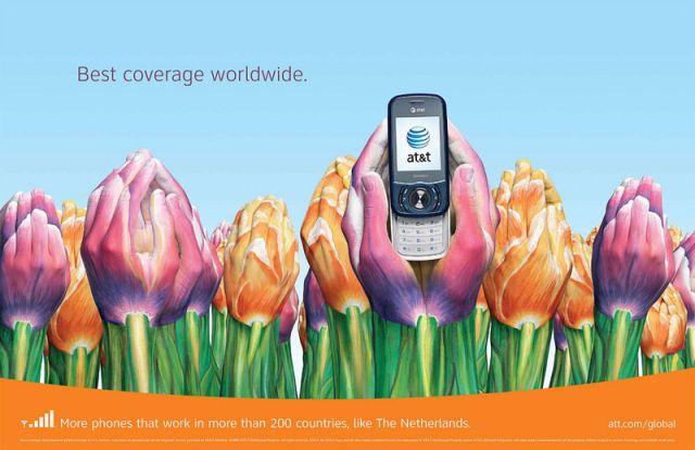 ATT Hollande - AT&T et la communication visuelle par les mains