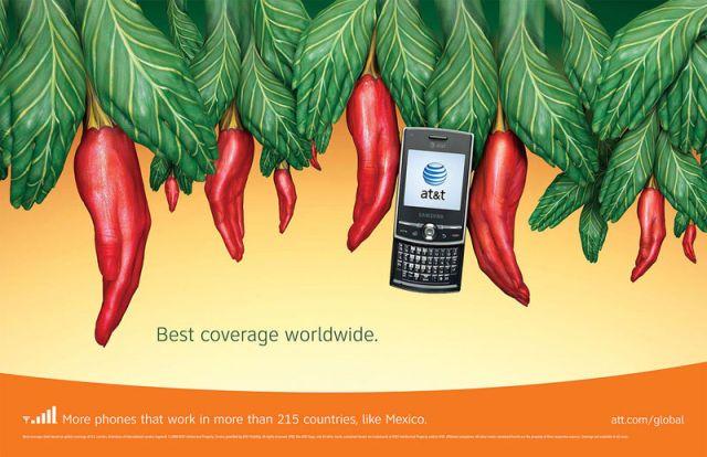 ATT Mexique2 - AT&T et la communication visuelle par les mains