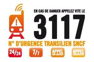 3117 numero appel urgence transilien sncf 300x200 - 3117, le numéro d'urgence du transilien SNCF