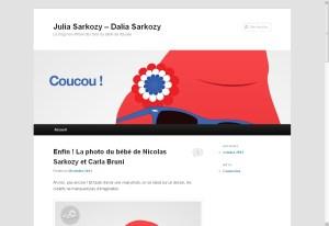 julia sarkozy 300x206 - Naissance de la petite Giulia Sarkozy