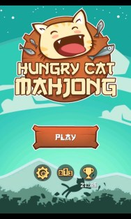 Hungry Cat Mahjong 1