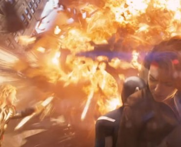 Trailer officiel du film The Avengers Assemble de Marvel 6