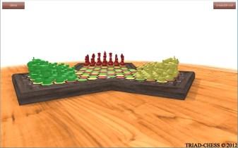 triad chess game three players 4 - TRIAD-CHESS HD 3D – Jeu d'échecs à 3 joueurs