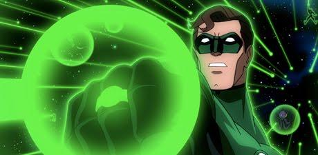 Green Lantern - Le complot 1