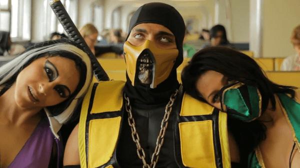 Les personnages de Mortal Kombat dansent sur Gangnam Style