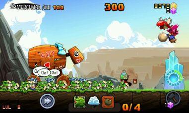 Screenshot 1 - Goblins Rush : stoppez-les tous !