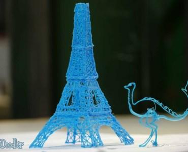 3Doodler : le stylo pour dessiner en trois dimensions 2