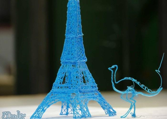 3Doodler : le stylo pour dessiner en trois dimensions 1