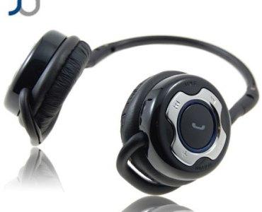 Test du casque bluetooth stéréo SoundWear SD10