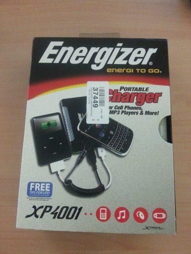 2013 01 31 13.46.51 - Test de la batterie portable Universel Energizer XP4001 – 4000 mAh
