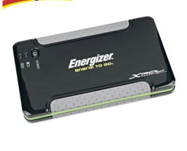 batterie enegizer - Test de la batterie portable Universel Energizer XP4001 – 4000 mAh