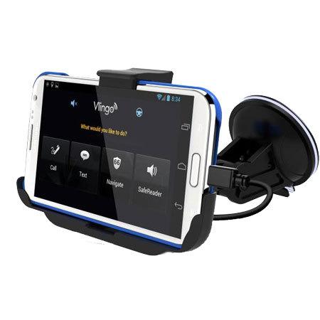 Support voiture samsung galaxy note 2 1 - Test du Support voiture avec chargeur pour Samsung Galaxy Note 2