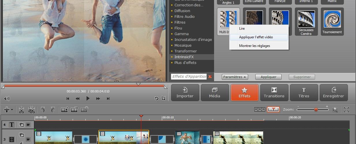 2 - Movavi Video Editor : créez simplement vos montages vidéos !