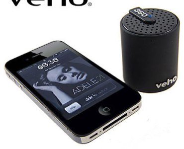 Test de l'enceinte portable bluetooth Veho Soundblaster 2