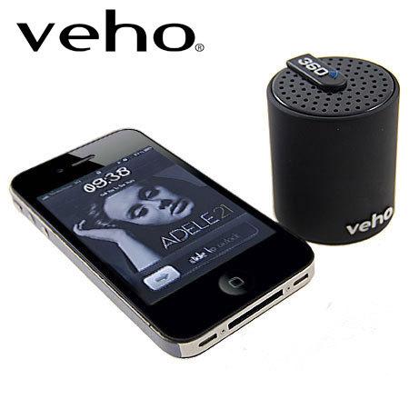 Test de l'enceinte portable bluetooth Veho Soundblaster 1