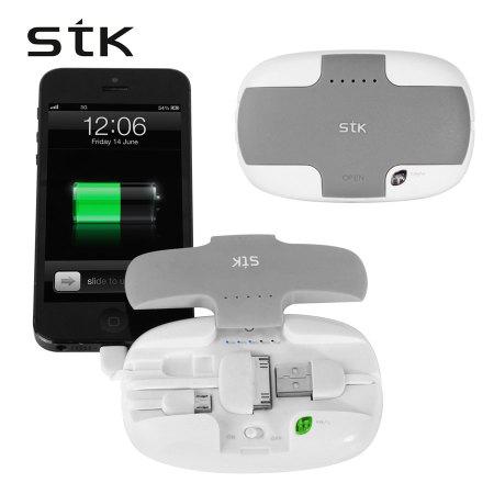 Test de la batterie externe STK 3-in-1 de 4000 mAh 1