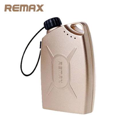 Test du chargeur Remax Bidon de Gaz 6600mAh – Or 1