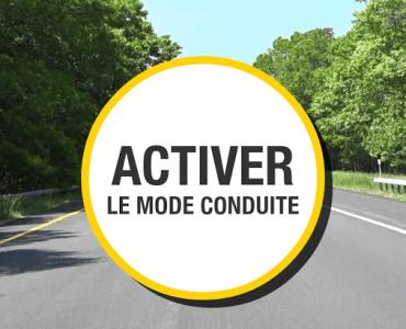 """Sécurité routière : conduisez serein avec l'application mobile """"Mode conduite"""" 3"""