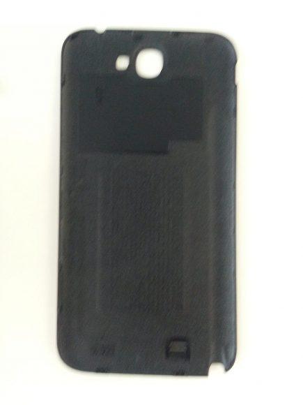 Intérieur sans NFC du cache batterie en métal brossé pour Samsung Galaxy Note 2