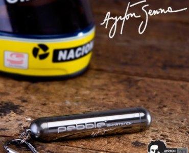 ash - Test du chargeur portable Veho Ayrton Senna Pebble Smartstick+ 3000mAh