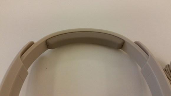 Casque Panasonic HXD3 - Arceau de tête