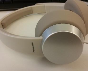 Test du casque Panasonic HXD3 blanc 1
