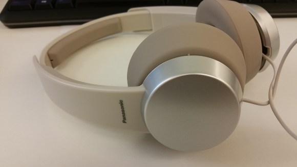 Casque Panasonic HXD3 - Ecouteurs couleur aluminium
