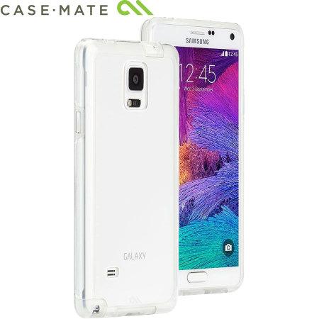 Coque Samsung Galaxy Note 4 Case-Mate Tough Naked - Transparente