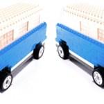 Van Utico Bleu terminé