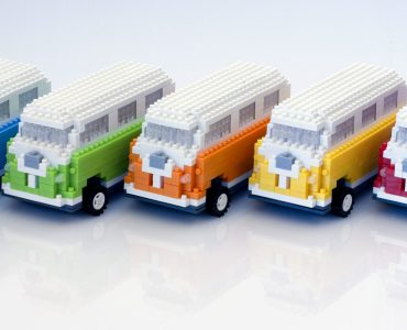 van all - Test du Van télécommandé par application UTICO pour iOS et Android bleu