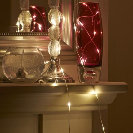 lumières led agl a piles 3 - Test des lumières micro LED AGL à piles de 2.3m