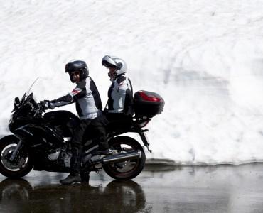 Taxi moto - Equipements
